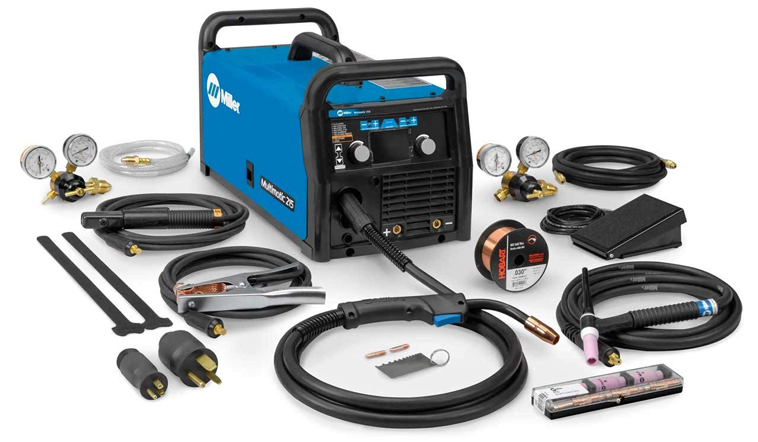 Miller Multi-Process Welder