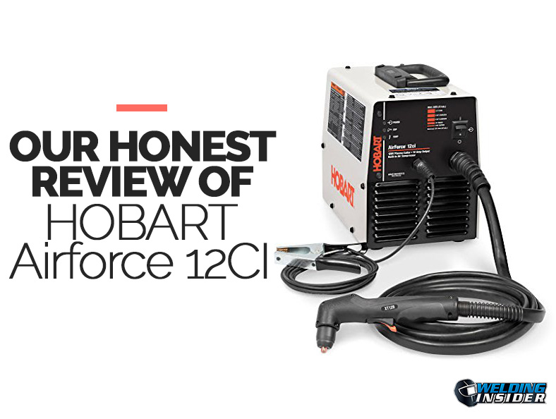 Our Review Of Hobart 500564 Airforce 12ci