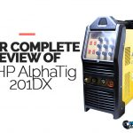 Overview of AHP AlphaTIG 201DX