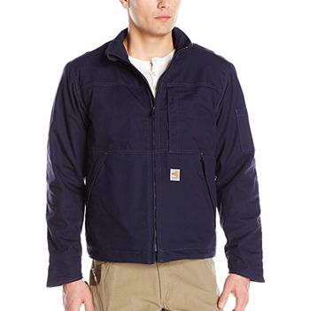 Small product image of Carhartt Men's Flame Resistant Lanyard Access Jacket