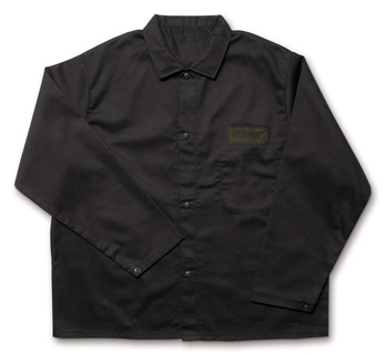 Small product image of Hobart 770569 Flame Retardant Cotton Welding Jacket