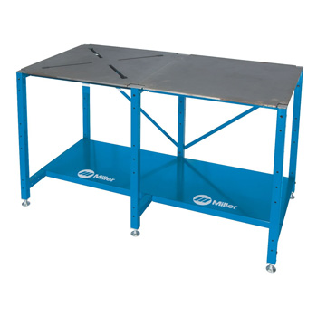 "a product image of Miller Electric Welding Station, 29"" x 58"" Dust Tray"