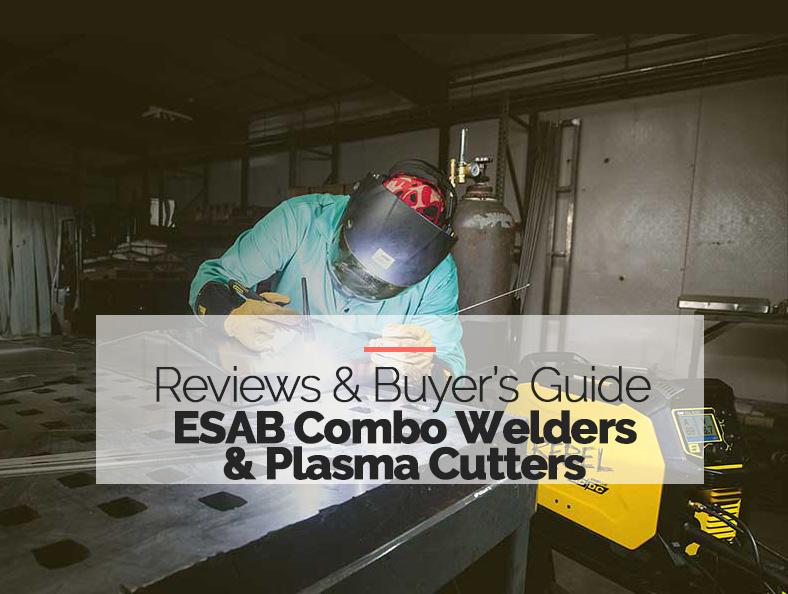 Best ESAB Combo Welders featured image