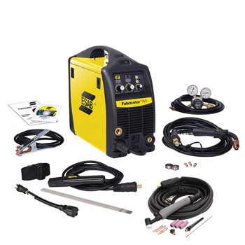 Small Product Image of ESAB Fabricator 141i Welding Machine w/ TIG Torch