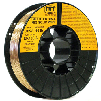 product image of Steel MIG Solid Welding Wire