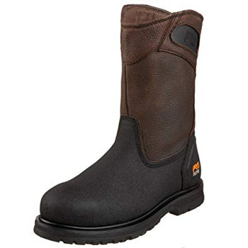 A product image of Timberland PRO Men's Powerwelt Wellington Boot