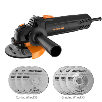 Small Product Image of Meterk Electric Angle Grinder
