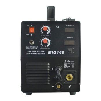 Lotos 140 Amp MIG Wire Welder