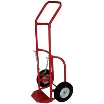 Milwaukee Hand Trucks Gas Cylinder, 500 lb Load Rating