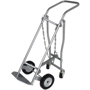 Milwaukee Gas Hand Trucks with Retractable Casters