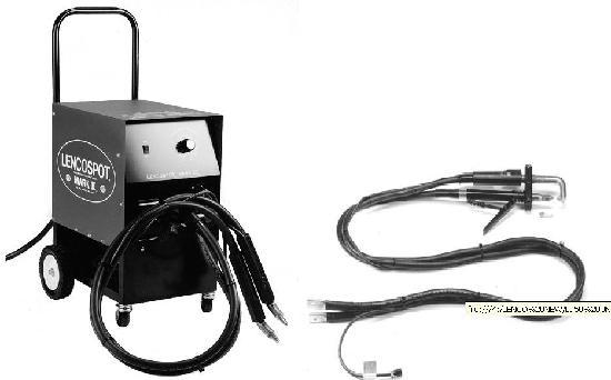 Small product image of Lenco Autobody Dual Spot Welder