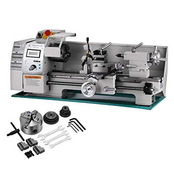 """Small product image of BestEquip Metal Lathe 8x16"""""""