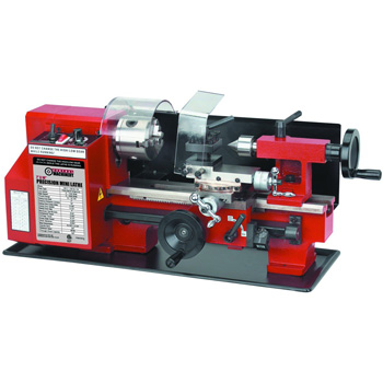 Product image of Central Machinery Precision Mini Lathe