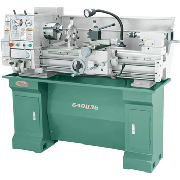 "Product image of Grizzly Industrial G4003G-12''x 36"" Gunsmithing Lathe with Stand"
