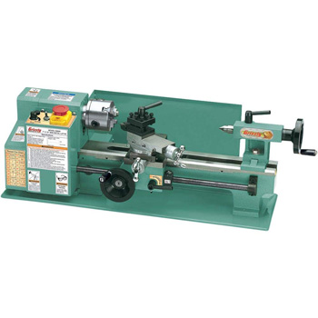Product image of Grizzly Industrial G8688-72'' x 12'' Mini Metal Lathe