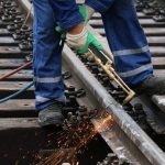 Thermite Welding Railroad Application Explained