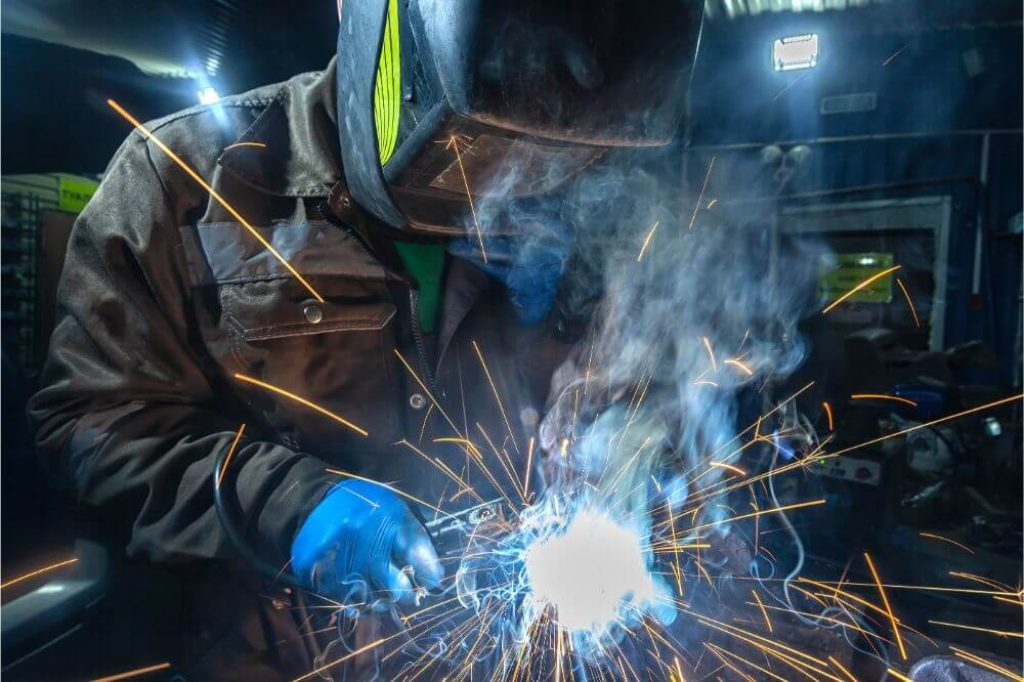 How To Weld The Exhaust Pipe With Stick Flux Tig And Mig Welding