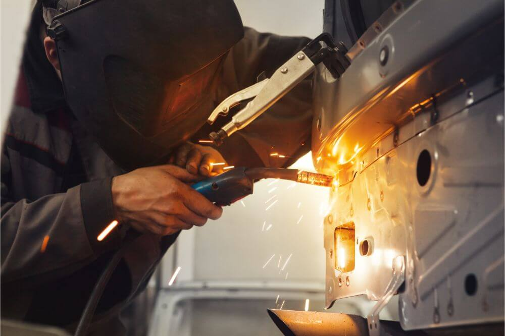 Best Cheap Auto Body Repair and Fabrication Welder