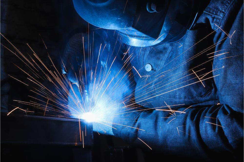 DekoPro 110/220V Brand Stick Welder