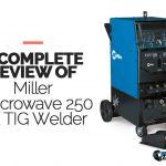 Miller Syncrowave 250 DX TIG Welder Review
