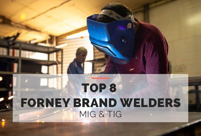 Top 8 Forney Brand Welders