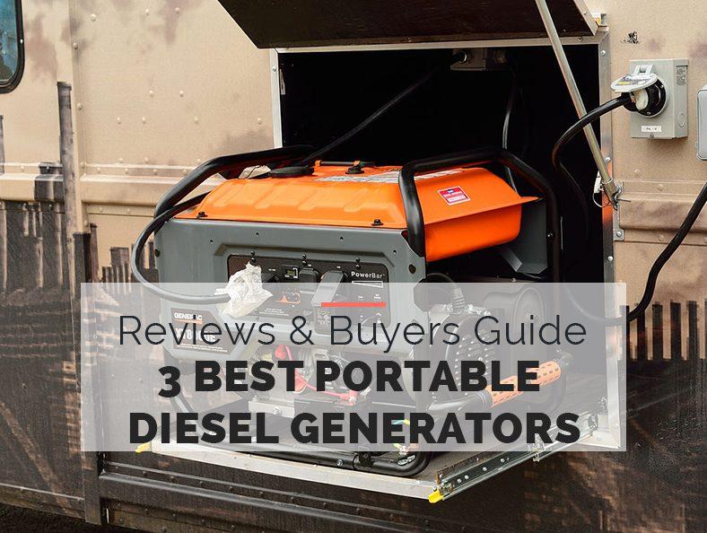 Best Portable Diesel Generators