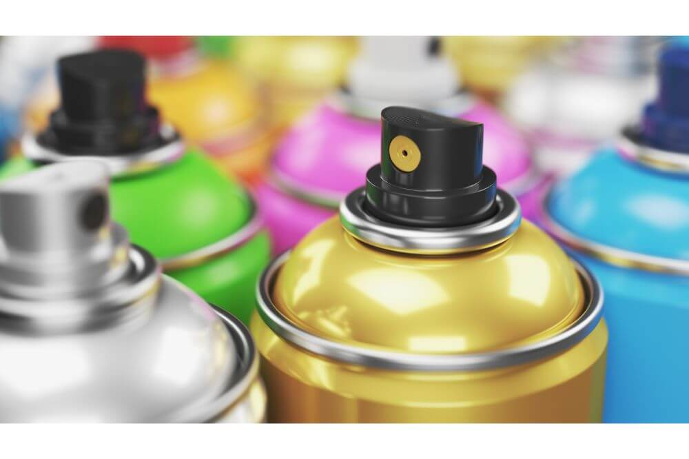 Best Spray Paints for Metal Surfaces