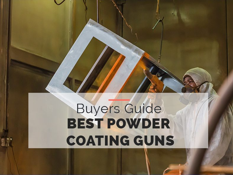 Best Powder Coating Guns Buyers Guide