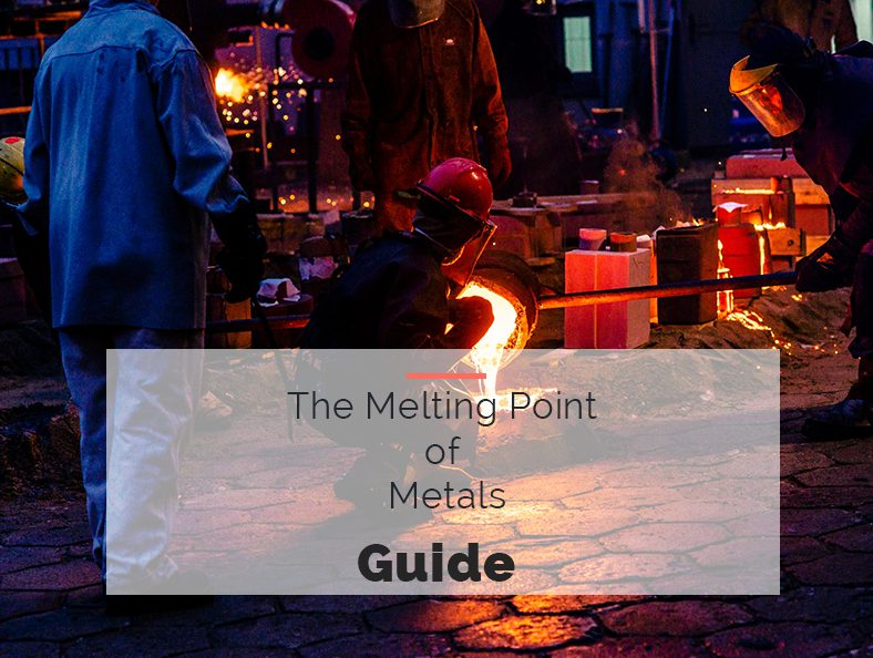 The Melting Point of Metals Guide