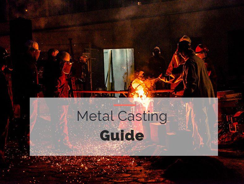 metal casting guide