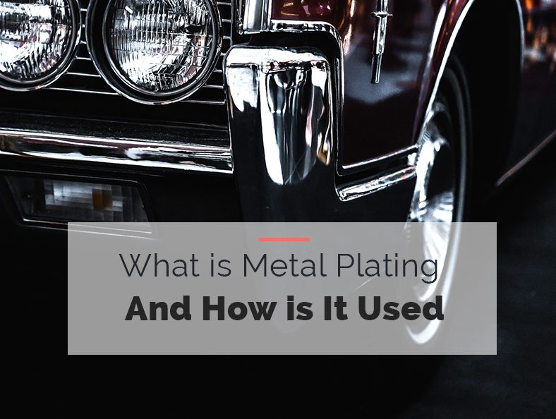 what is metal plating and how is it used