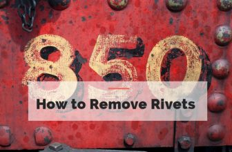 How to Remove Rivets