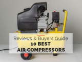 10 Best Air Compressors [Buyers Guide 2021]