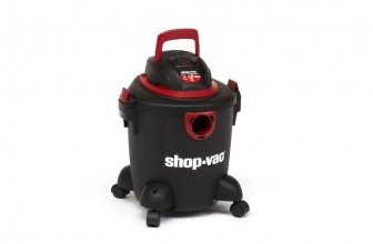 10 Best Shop Vac Options for Wet & Dry Models [2020 Reviews and Buyers Guide]