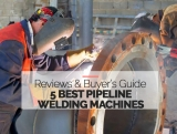 5 Highest Rated Pipeline Welding Machine Buyers Guide in 2021 [Pipe Welder]