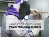 The 7 Best Welding Jackets on the Market – 2021 Reviews