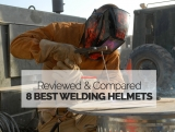 8 Best Welding Helmet Reviews – Complete Buying Guide for 2021