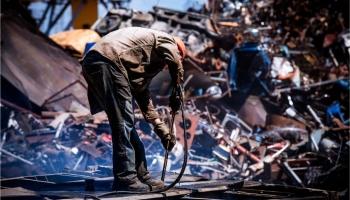 How To get Free Scrap Metal For Welding