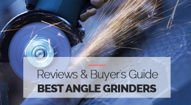 8 Best Angle Grinders Budget & Pro Models For 2021
