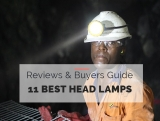 11 Best Head Lamps Buyers Guide 2021 [ Hard Hat Lights]