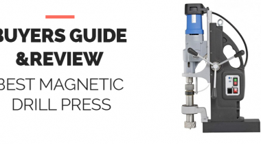 8 Best Magnetic Drill Press In 2021 [Variable Speed Metal Drills]