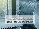 5 Best Metal Band Saw Horizontal & Vertical Cutting Guide 2021