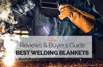 4 Best Welding Blankets [Non Fiberglass Fire Safety]
