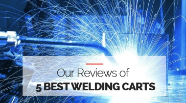 The 5 Best Welding Carts in 2021 [Mobile Storage Wagon]