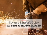 10 Highest Rated Welding Gloves Buyers Guide 2021 [Mig Tig and Stick]