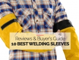Top 10 Highest Rated Welding Sleeves [Arm Safety Protection Wear]