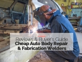 4 Best Auto Body Welder Options for Repair and Fabrication in 2021