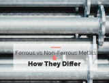 Ferrous vs. Non-Ferrous Metals and How They Differ