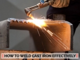 How to Weld Cast Iron Effectively