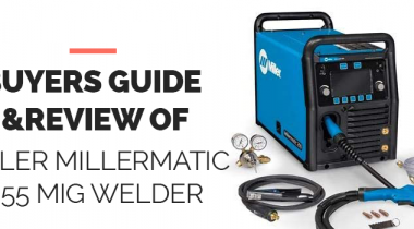 Miller Millermatic 255 MIG Welder Review [ Welding Beast]